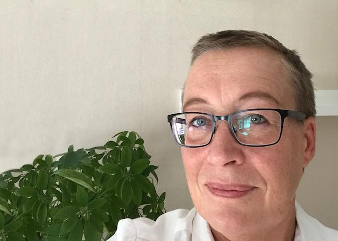 Karin Löfstrand, ansvarig för regionala serviceprogrammet i Dalarna.