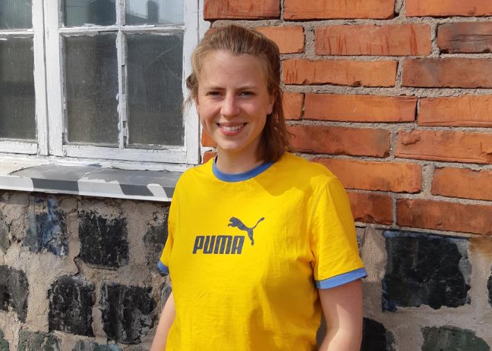 Sara Sjöqvist, landsbygdsutvecklarepå Vingåkers kommun.